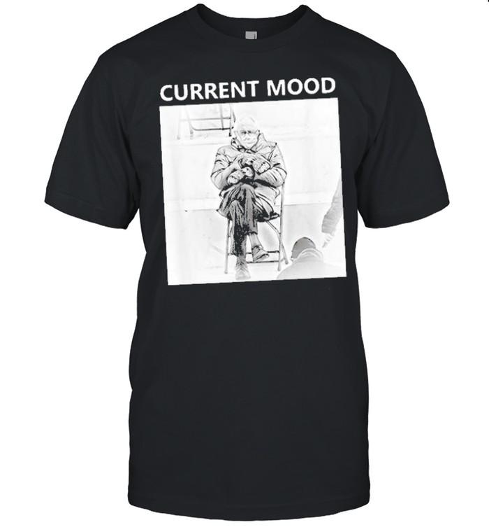 Bernie sanders inauguration 2021 shirt Classic Men's T-shirt