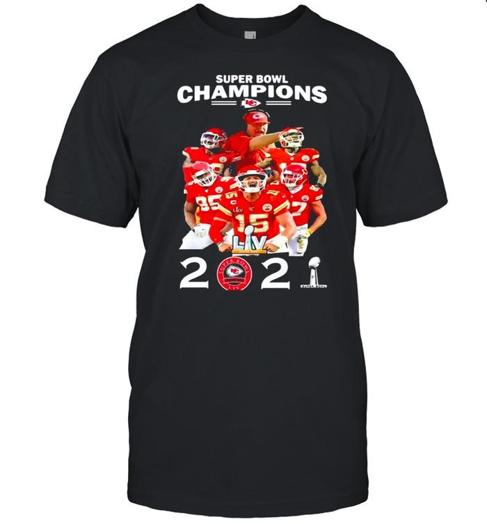 Super Bowl Champions Chiefs tshirt Classic Men's T-shirt