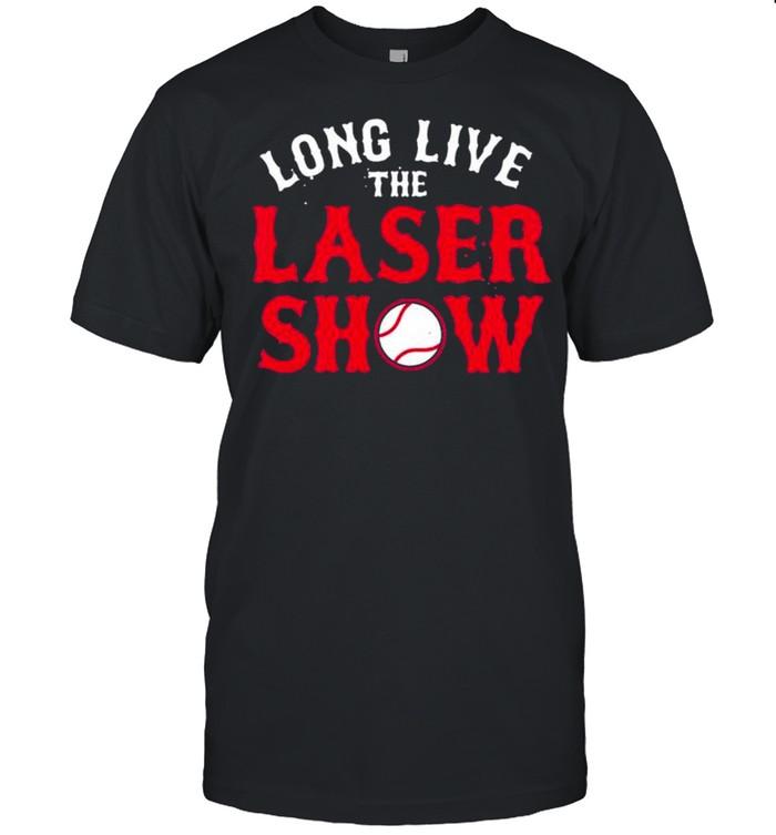 Long Live the Laser Show Boston Baseball 2021 shirt Classic Men's T-shirt