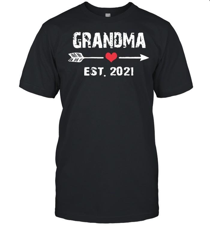 Grandma est 2021 shirt Classic Men's T-shirt