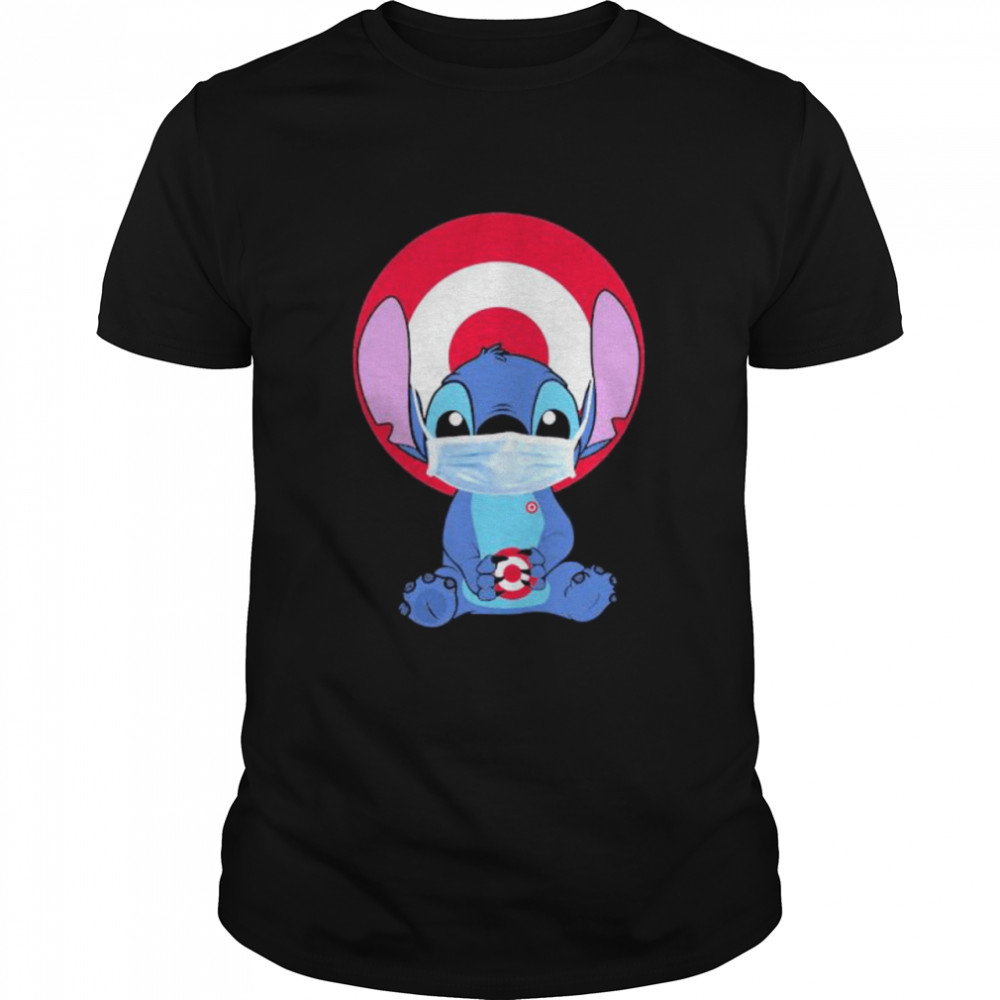 Stitch Wear Mask Covid 19 Target Networking Event  Classic Men's T-shirt