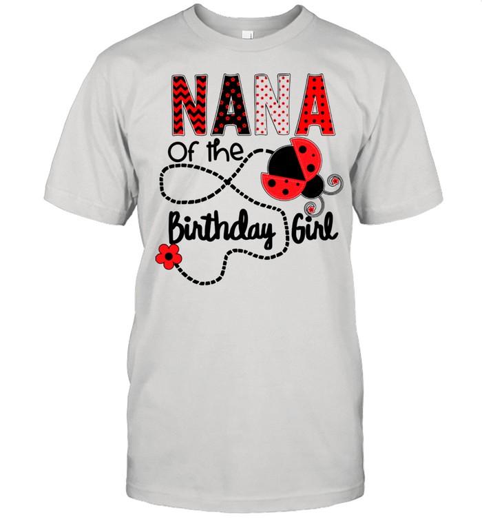 Ladybug Birthday Matching shirt Classic Men's T-shirt