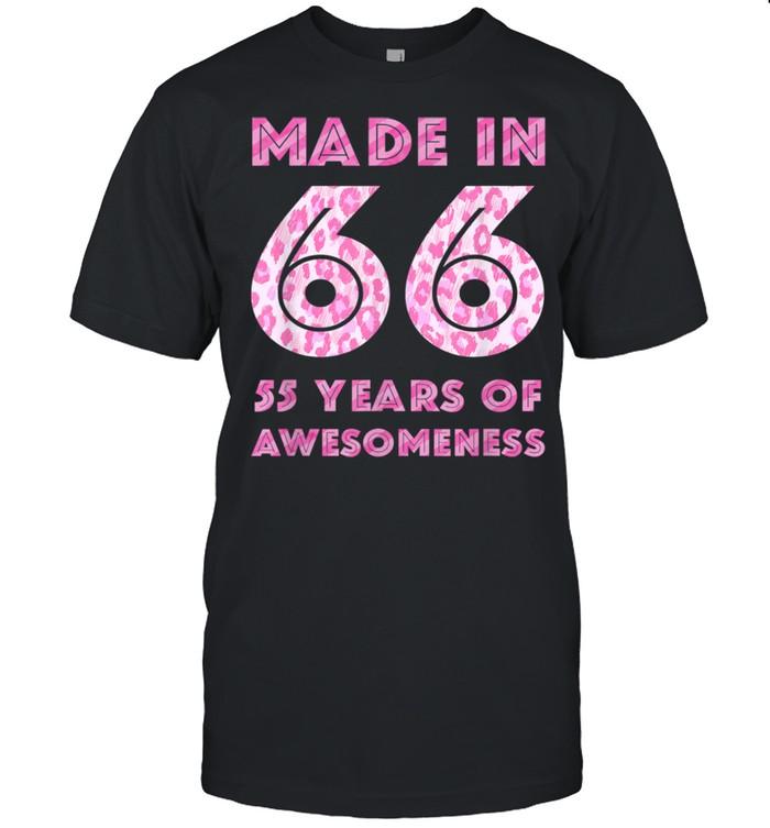 55th Birthday Man 55 Year Old Son Daughter 19 shirt Classic Men's T-shirt