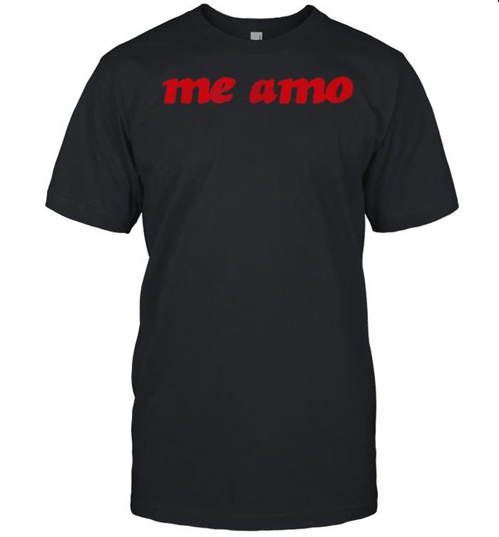 Me amo I love myself in spanish shirt Classic Men's T-shirt
