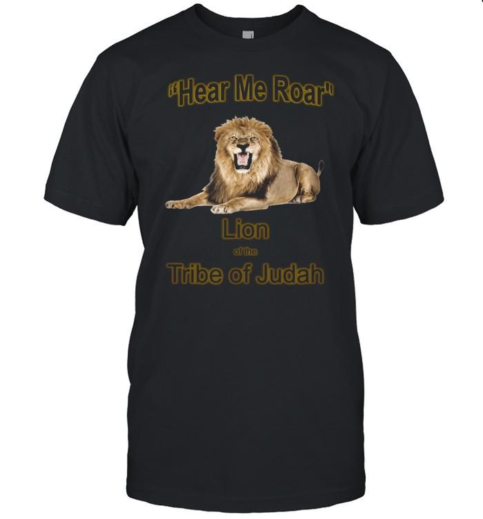 Hear me Roar shirt Classic Men's T-shirt