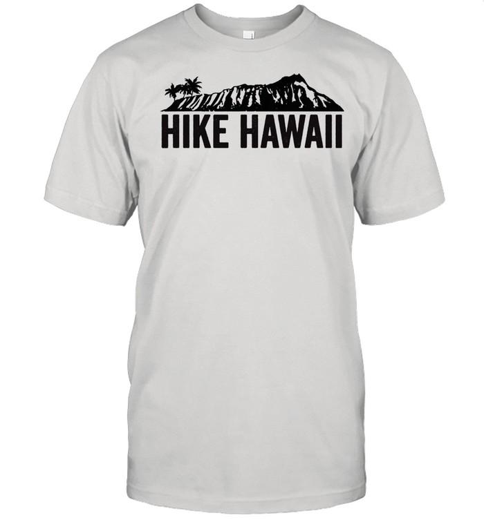 Hike Hawaii  Classic Men's T-shirt