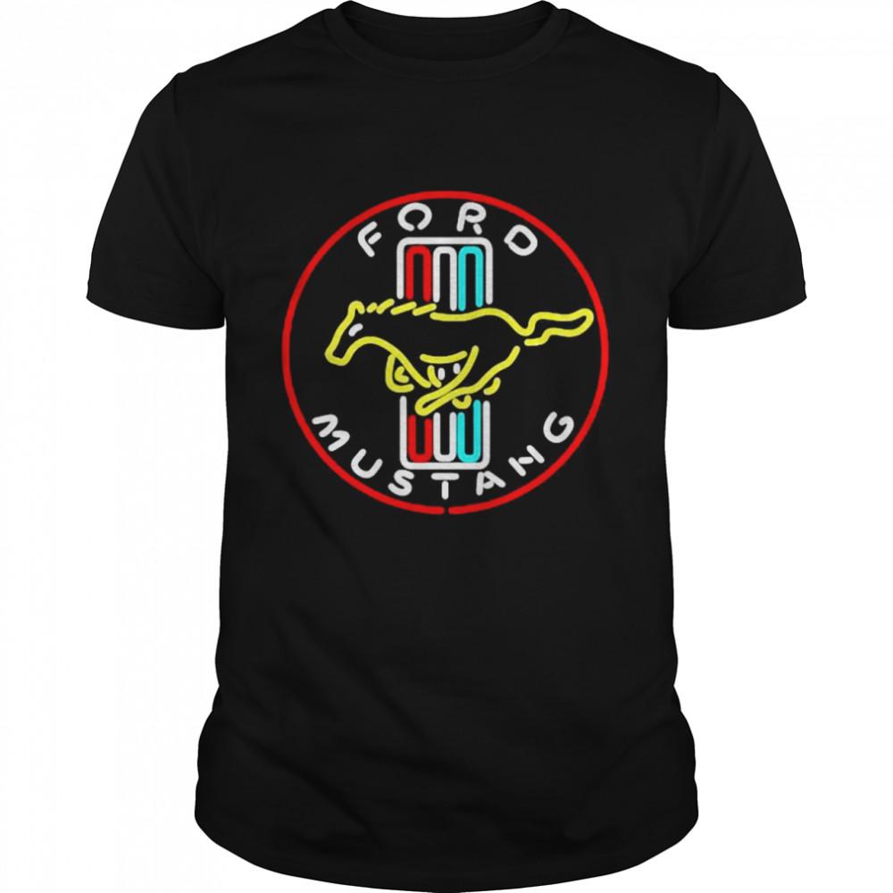 Foro Mustang Horse Logo  Classic Men's T-shirt