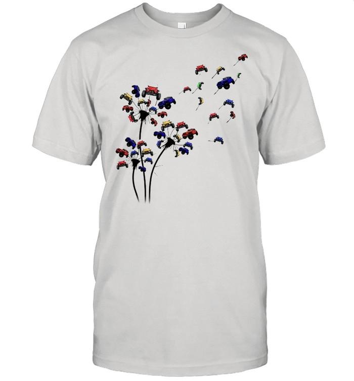 Jeeps dandelion shirt Classic Men's T-shirt