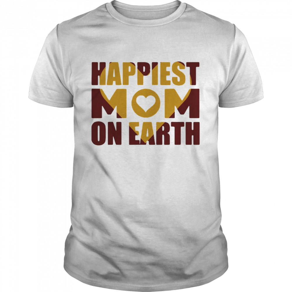 The Happiest Mom In The World 2021 For Mom T-shirt Classic Men's T-shirt