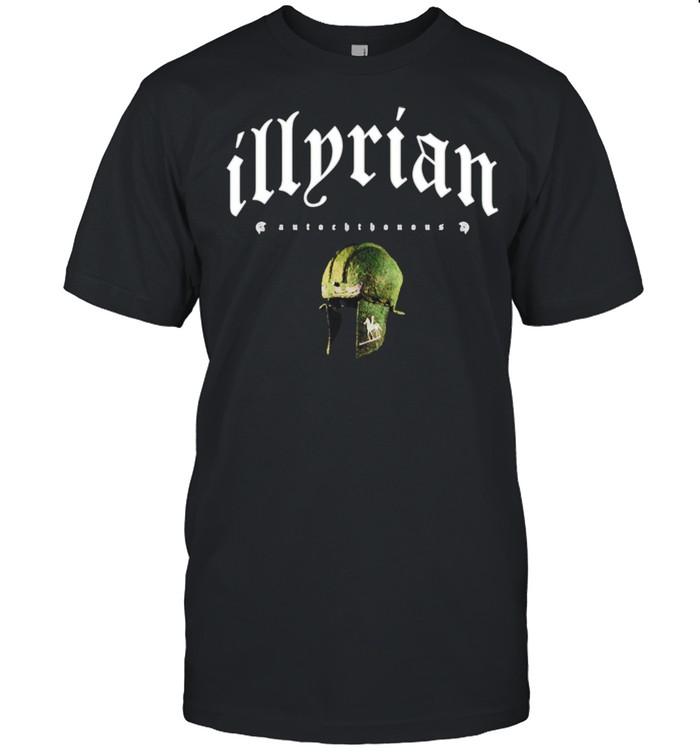 Illyrian Autochthonous  Classic Men's T-shirt
