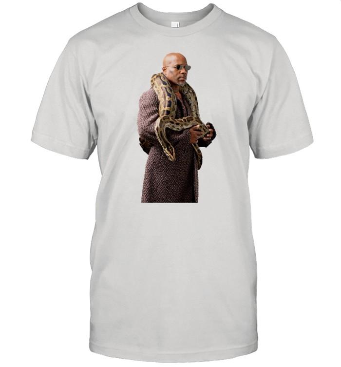 The Legend DMX 1970-2021 Hug Python  Classic Men's T-shirt
