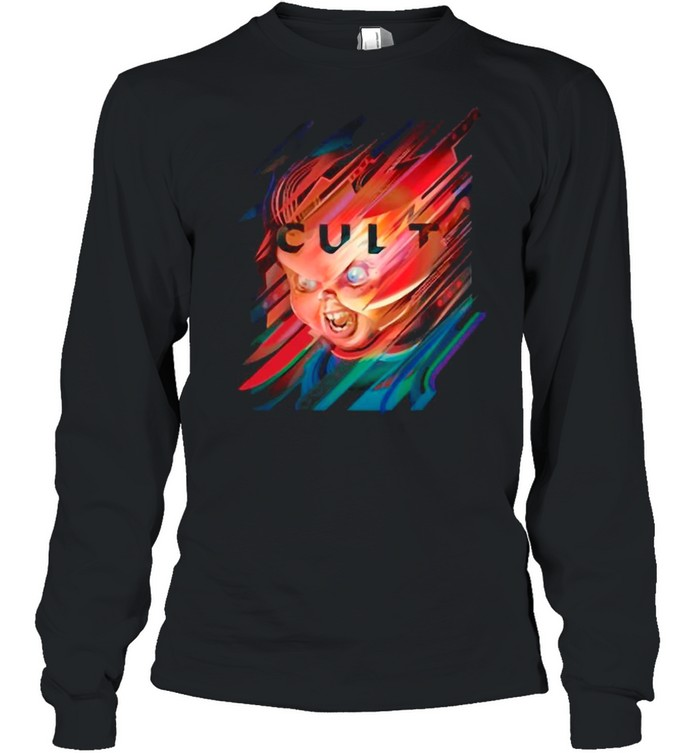 the chucky cult shirt long sleeved t shirt