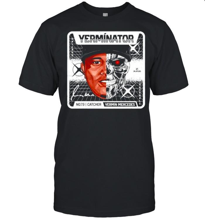 Yermin Mercedes Yerminator signature shirt Classic Men's T-shirt