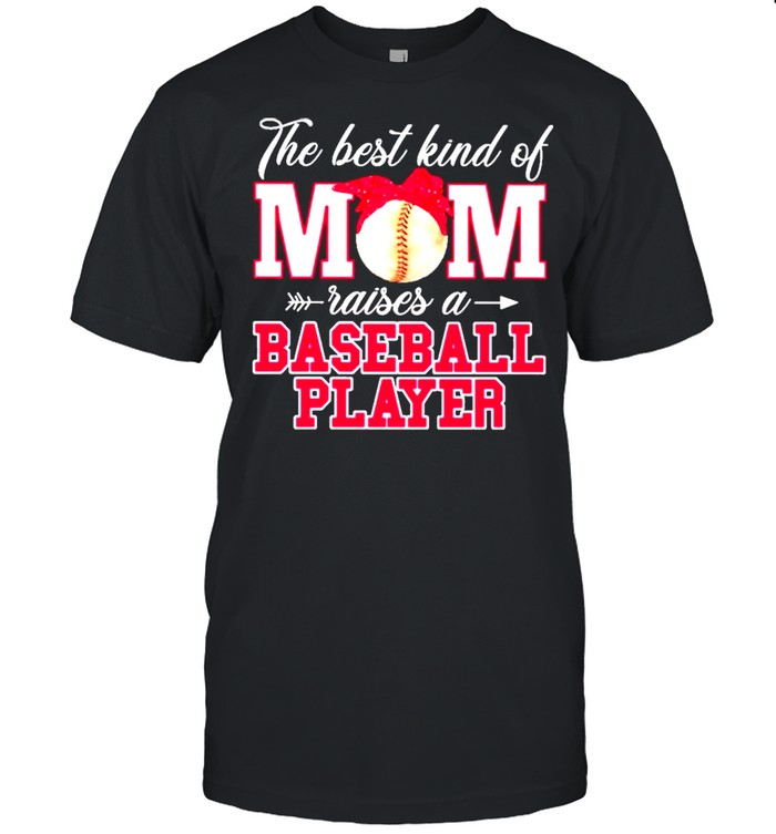 Happy Mother's Day 2021 – The Best Kind Of Raises A Basketball Player shirt Classic Men's T-shirt