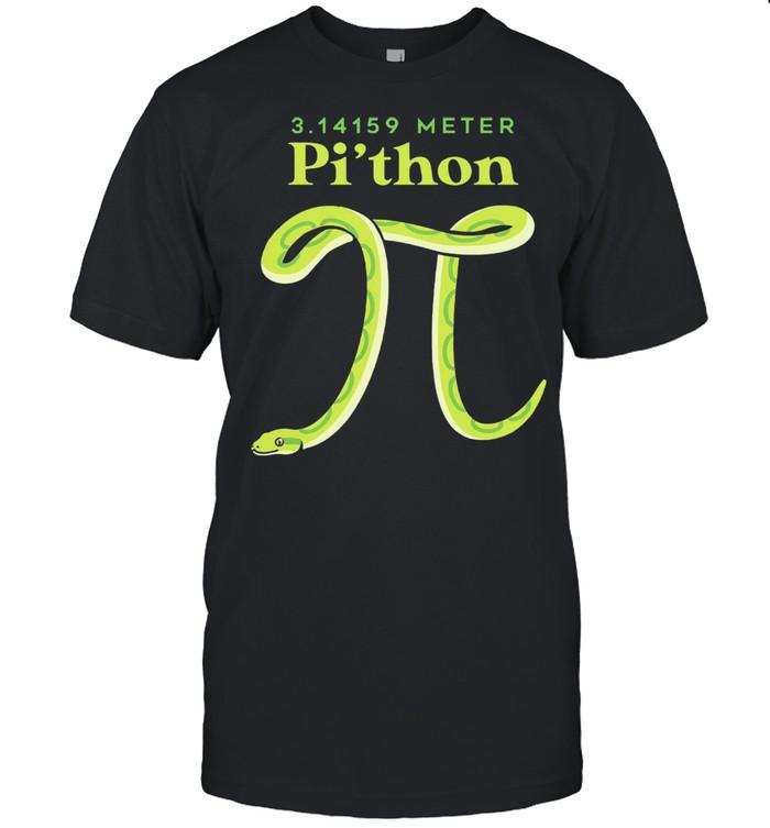 3 14 meter Pithon shirt Classic Men's T-shirt