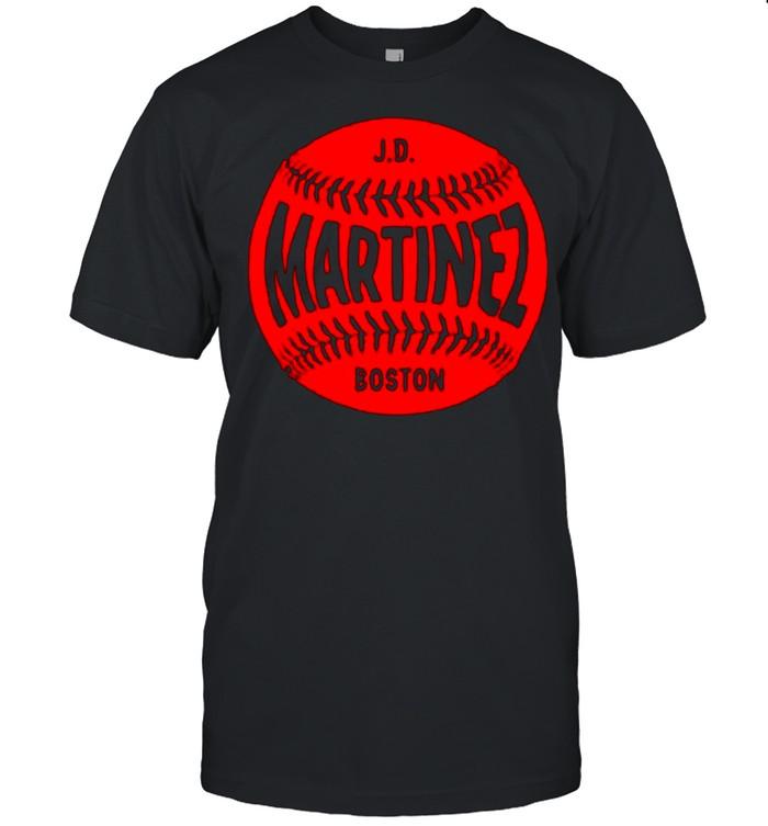 Boston Baseball J.D. Martinez shirt Classic Men's T-shirt