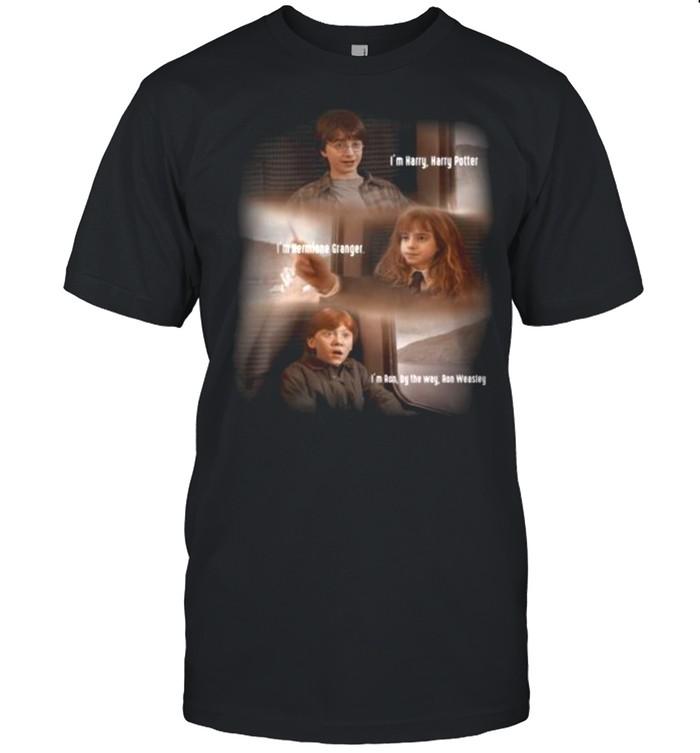 Harry Potter Friend Forever  Classic Men's T-shirt