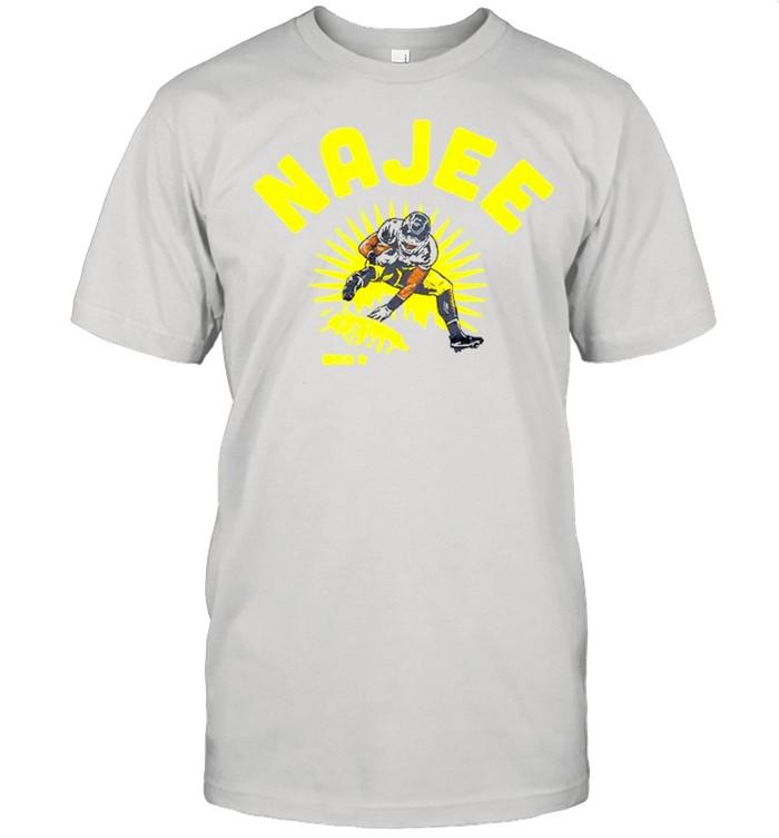 Here we go Najee Harris shirt Classic Men's T-shirt