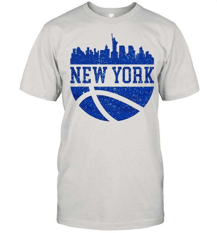 New York City Ball New York Lifestyle shirt Classic Men's T-shirt
