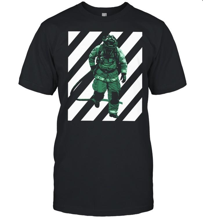 Fireman 2021 shirt Classic Men's T-shirt