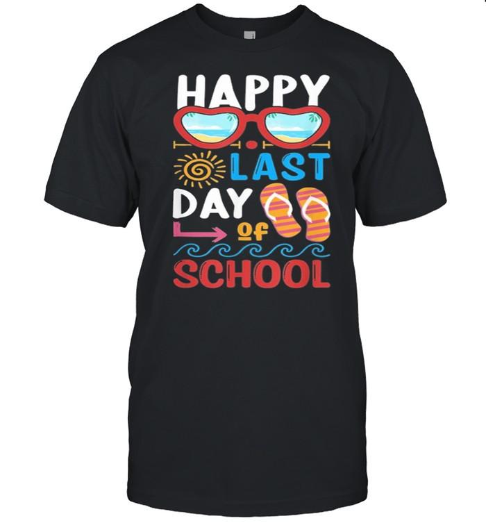 Last day of school summer 2021 shirt Classic Men's T-shirt