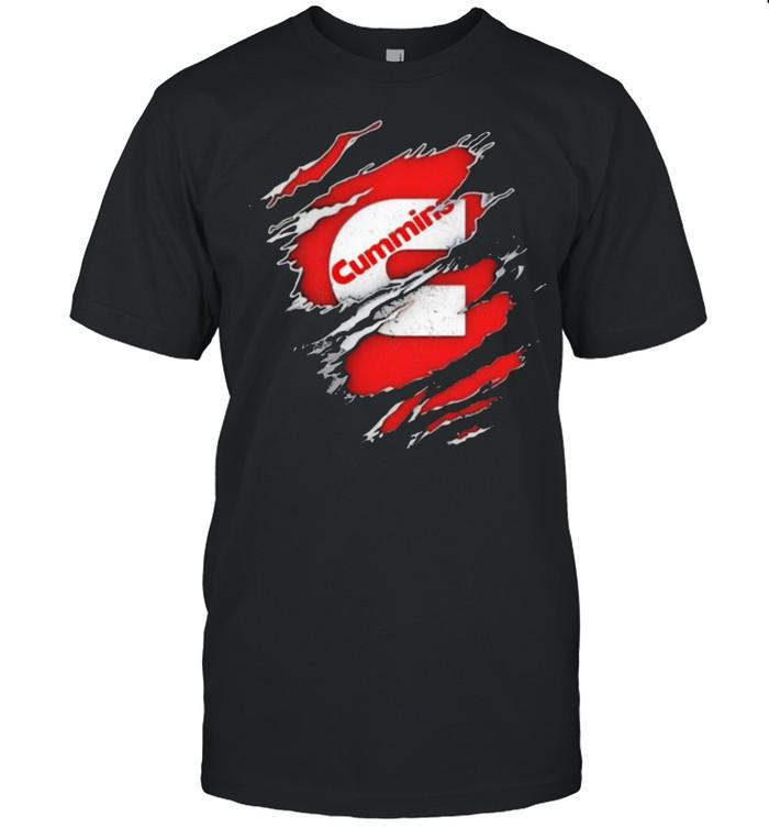 Hero Cummins Logo shirt Classic Men's T-shirt