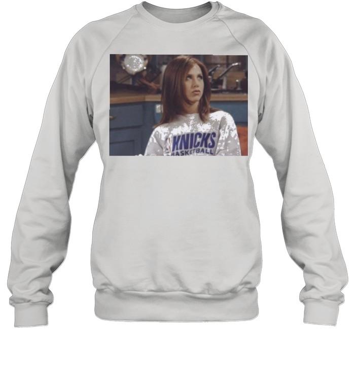 Rachel green friends shirt Unisex Sweatshirt