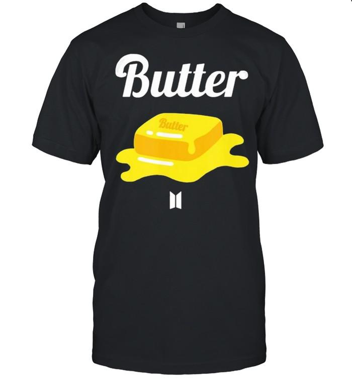 Butter K-pop starS love Korean music shirt Classic Men's T-shirt