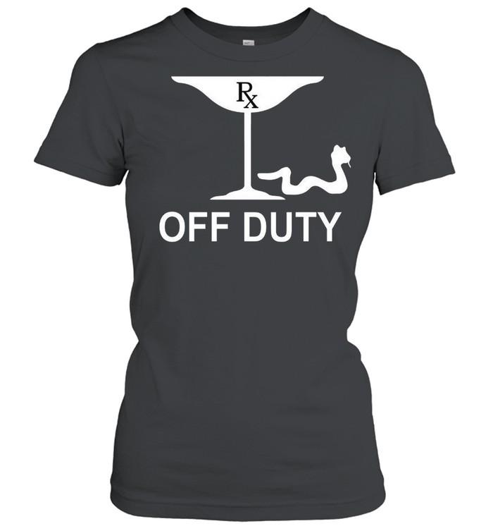 RX Off Duty shirt Classic Women's T-shirt