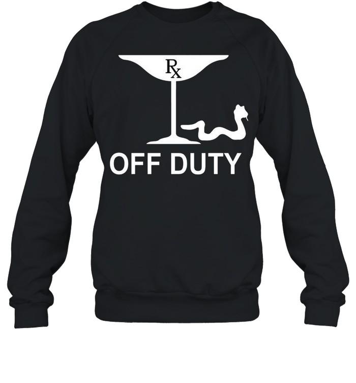 RX Off Duty shirt Unisex Sweatshirt