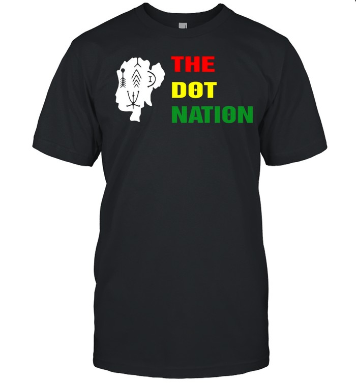The Dot Nation T-shirt Classic Men's T-shirt