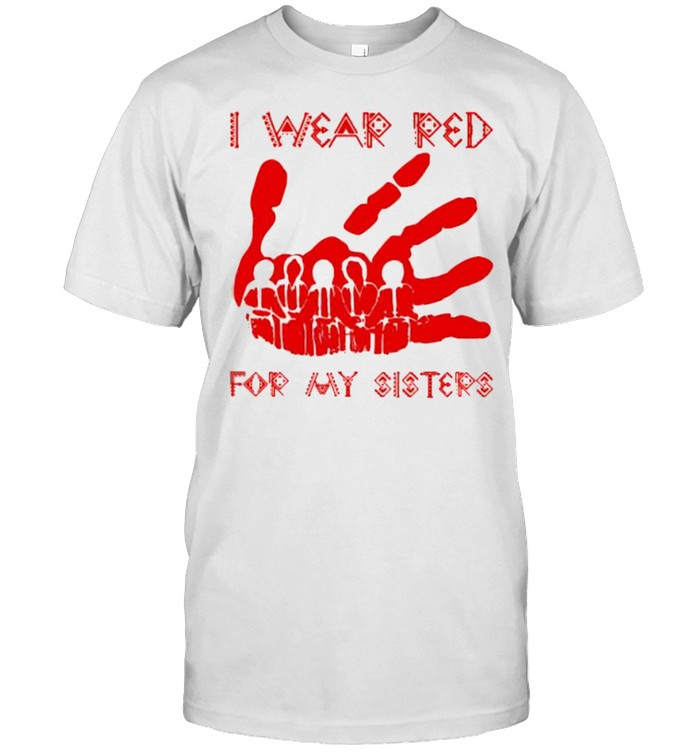 I wear ped for my sisters shirt Classic Men's T-shirt