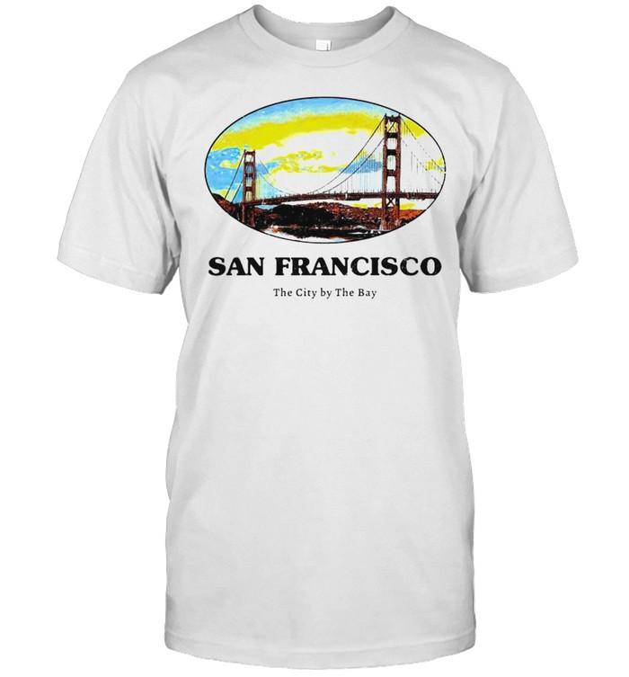 San Francisco the city by the bay shirt Classic Men's T-shirt