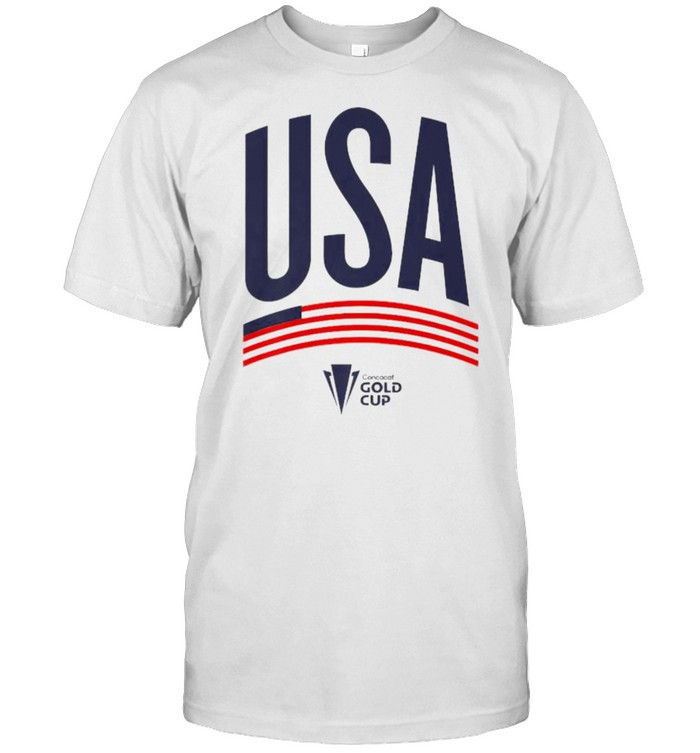 USA Concacaf Gold Cup  Classic Men's T-shirt