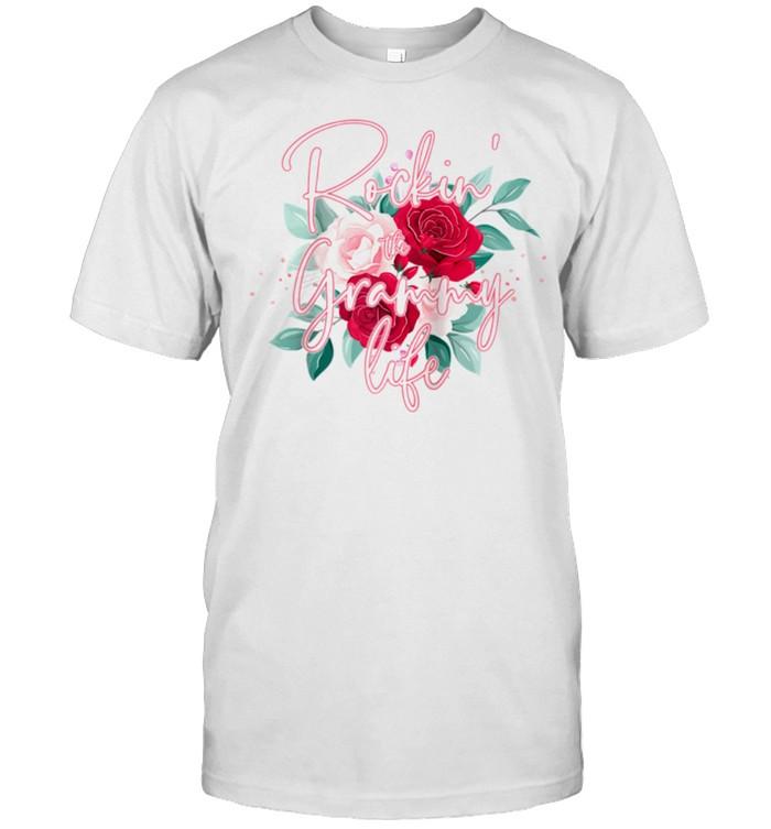 Rocking the Grammy Life Grandma shirt Classic Men's T-shirt