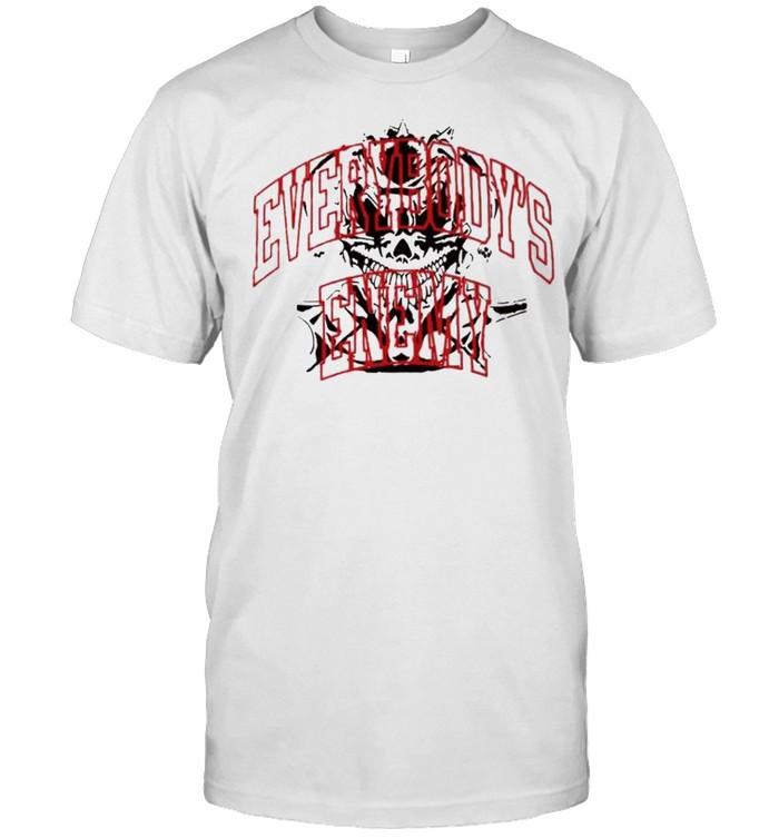 Everybodys enemy shirt Classic Men's T-shirt