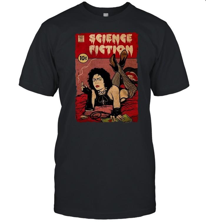 Science Fiction The Rocky Horror Picture Show T-shirt Classic Men's T-shirt