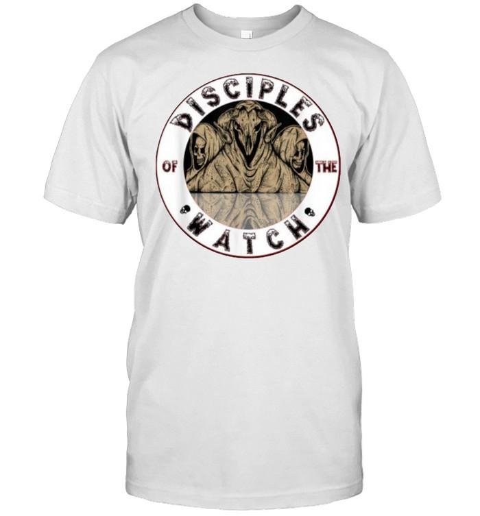 Disciples of the Watch Circle Dotwpod.Com Logo T- Classic Men's T-shirt