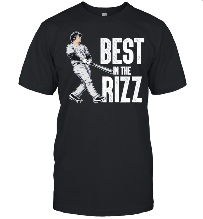 Anthony Rizzo best in the rizz shirt Classic Men's T-shirt