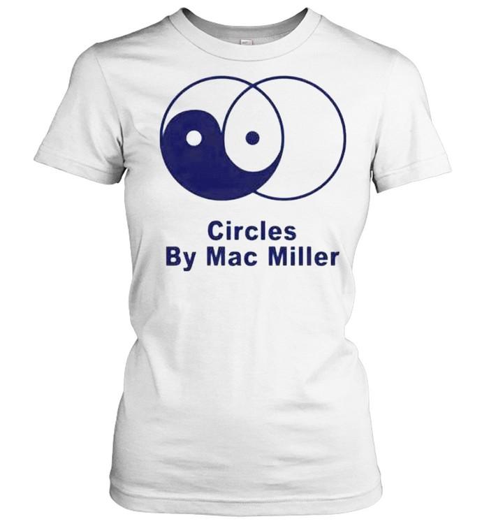 Circles by Mac Miller shirt Classic Women's T-shirt
