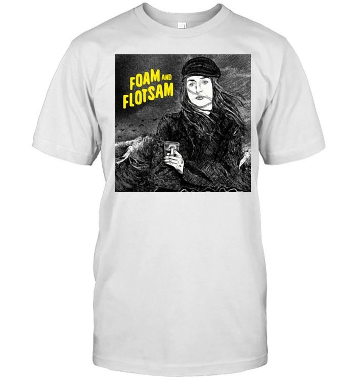 Chelsea Peretti Foam And Flotsam T-shirt Classic Men's T-shirt