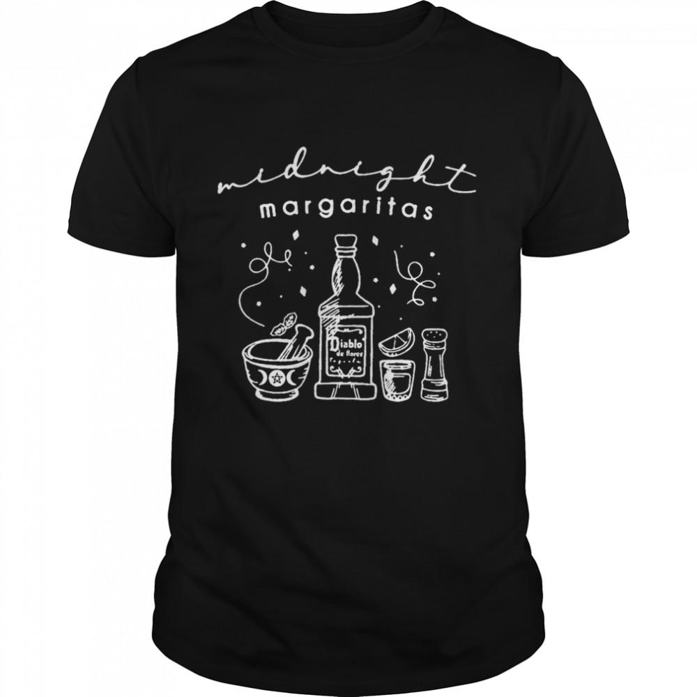 Midnight Margaritas Society, Practical Magic Outfits shirt Classic Men's T-shirt