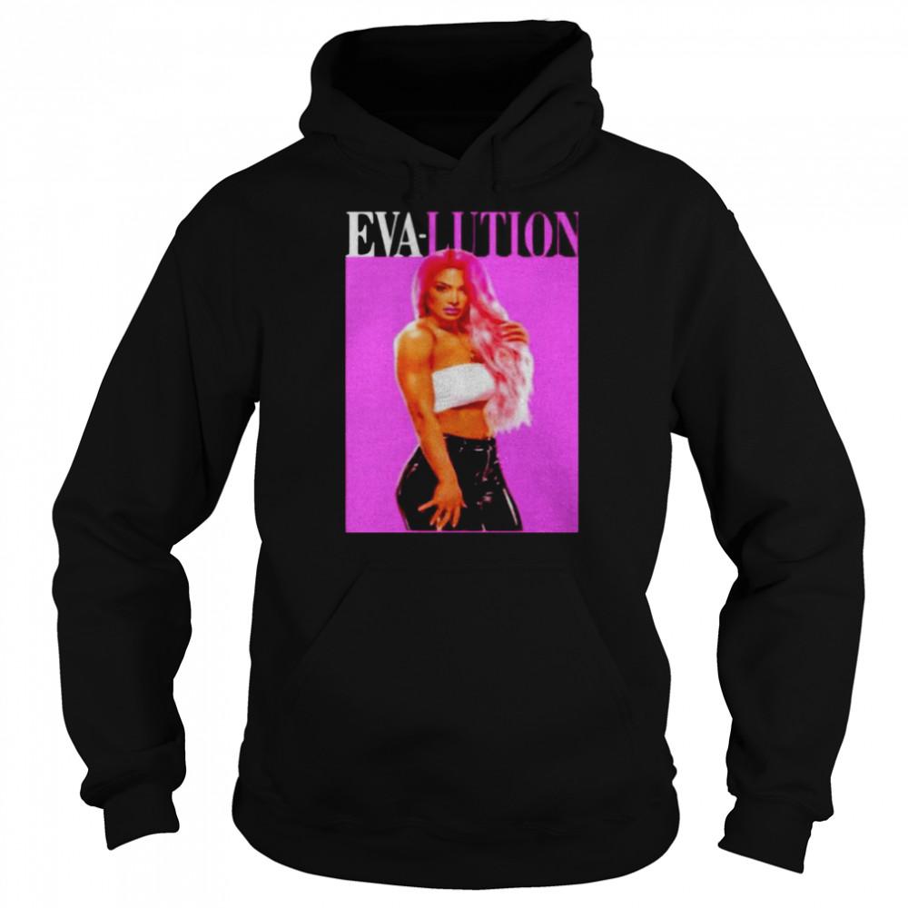 Eva Marie Eva Lution 2021 T-shirt Unisex Hoodie