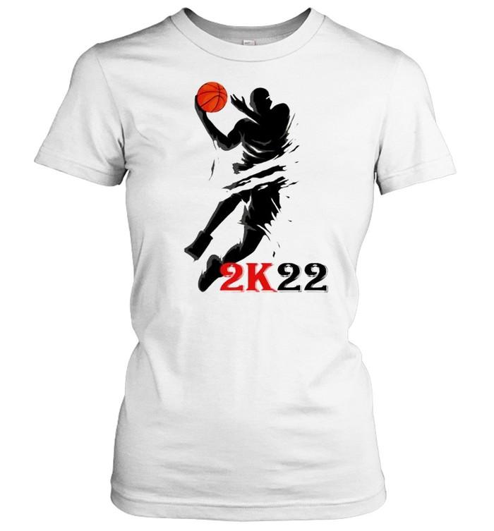 NBA 2K22 how to take your shirt Classic Women's T-shirt
