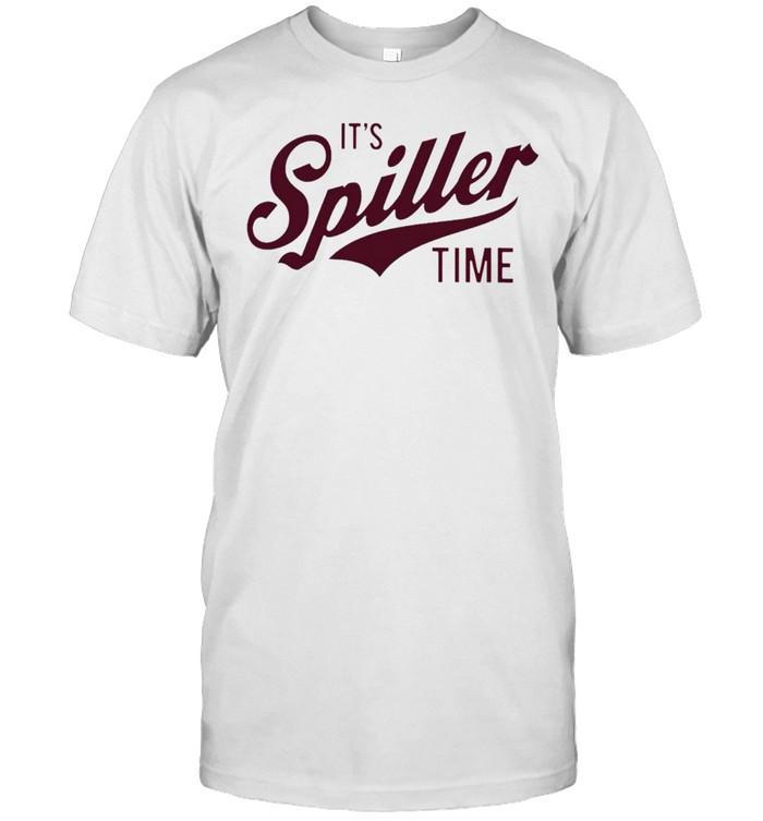 Best it's spiller time shirt Classic Men's T-shirt