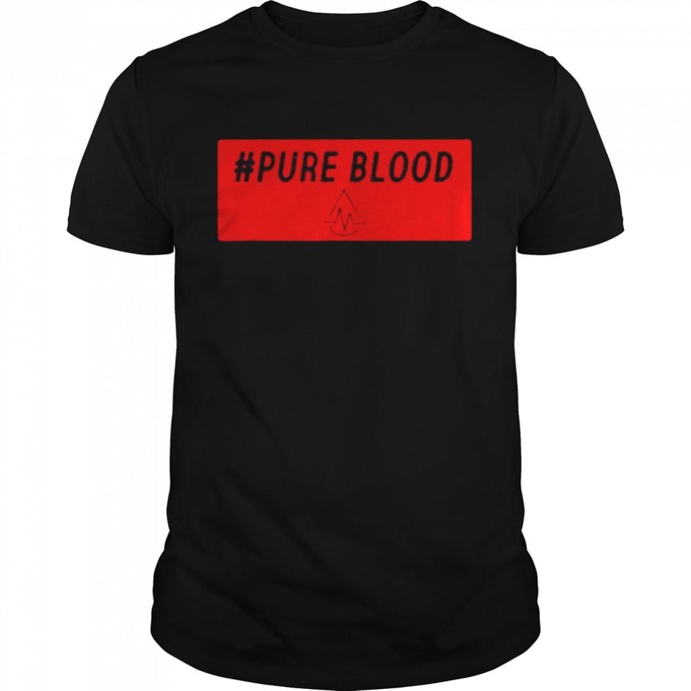 Pure Blood Movement 2021 T- Classic Men's T-shirt