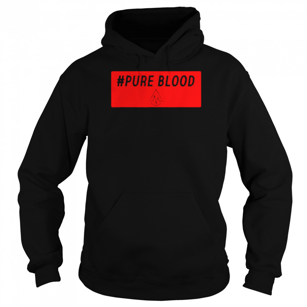 Pure Blood Movement 2021 T- Unisex Hoodie