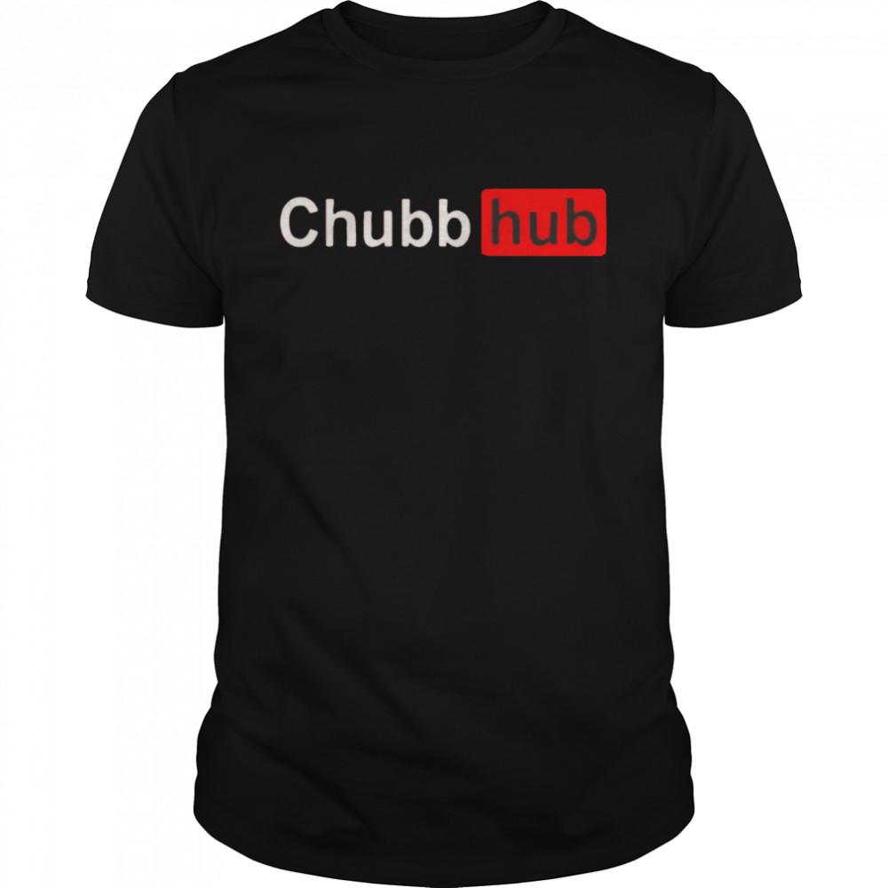 Chubb Hub Cleveland logo shirt Classic Men's T-shirt