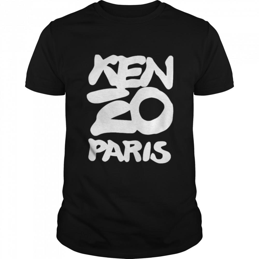 kenzo paris kenzo paris kenzo shirt Classic Men's T-shirt