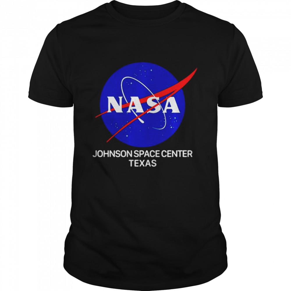 Nasa Space Johnson Space Center Texas T-shirt Classic Men's T-shirt